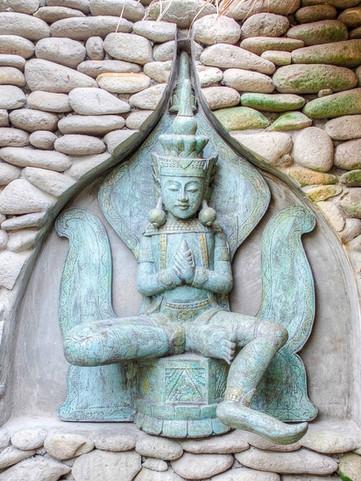 The Shala Bali Ornament