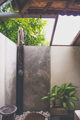 Darshana Bungalow Bathroom
