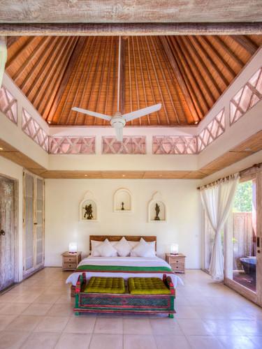 Villa Ganapati Master Suite