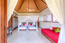 Villa Ganapati Upstair Deluxe Room