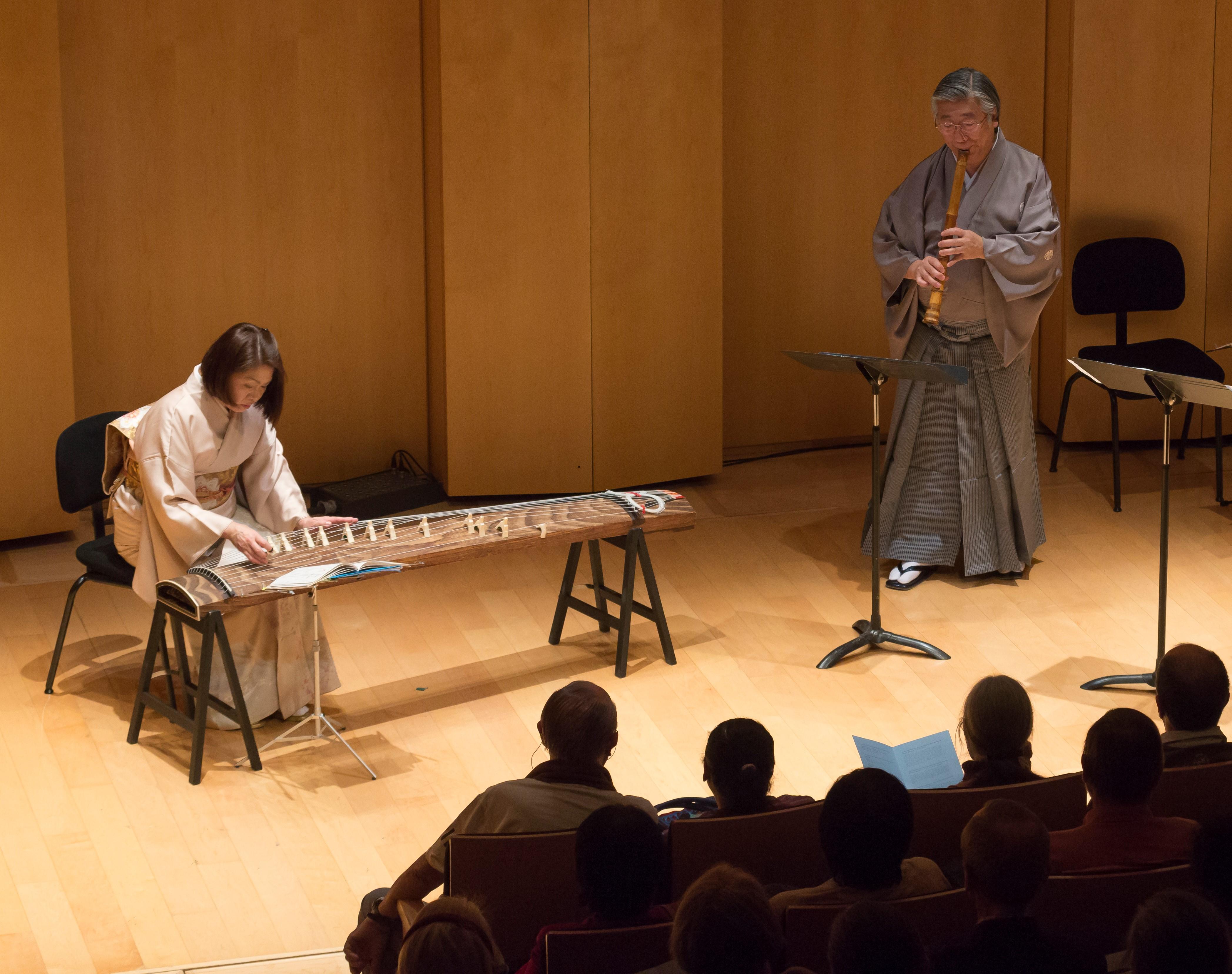 Furuya, Onishi,a Photo concert