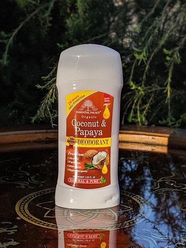 Coconut & Papaya Deodorant