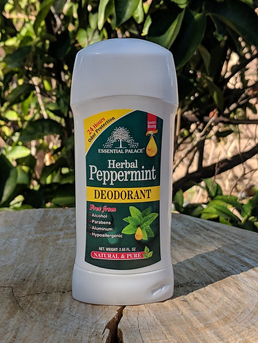 Herbal Peppermint Deodorant