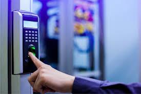 Fingerprint Based Access Control System