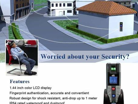 eSSL PT100 Guard Patrol System