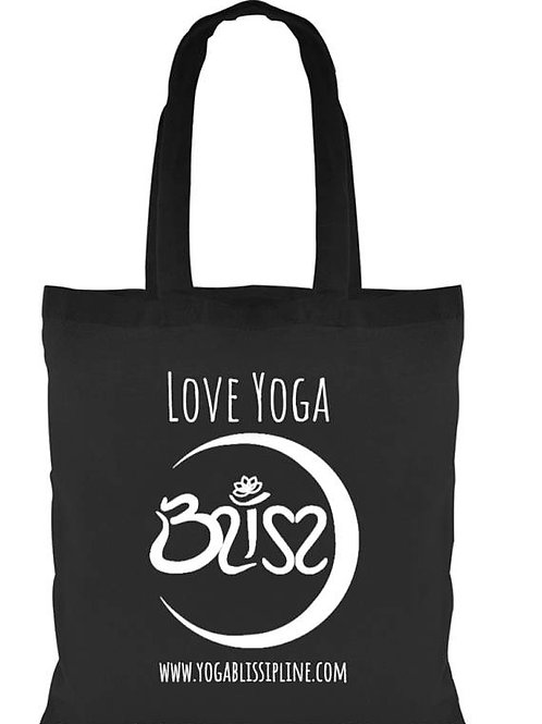 Love Yoga Totem Bag