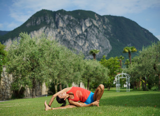 Who are you doing yoga for?