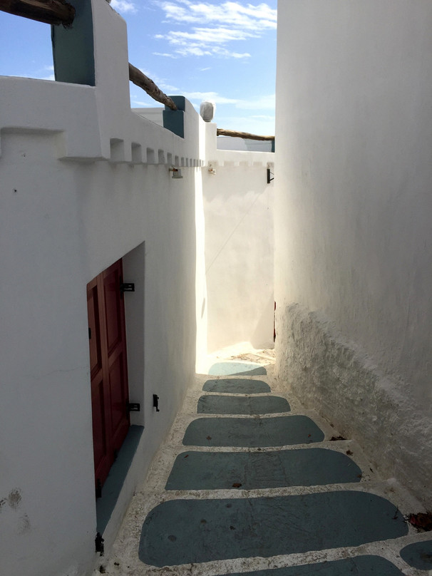Island Tour Amorgos, yoga retreat
