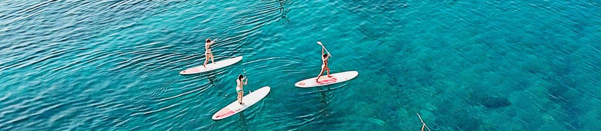 SUP Boarding Amorgos