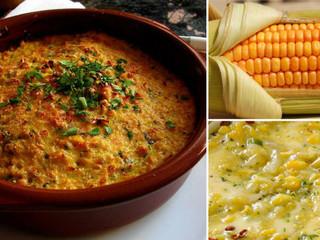 Chilean Corn Bake