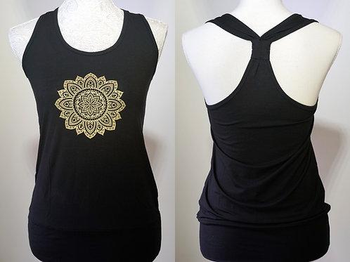 Mandala Yoga Top, X- Back