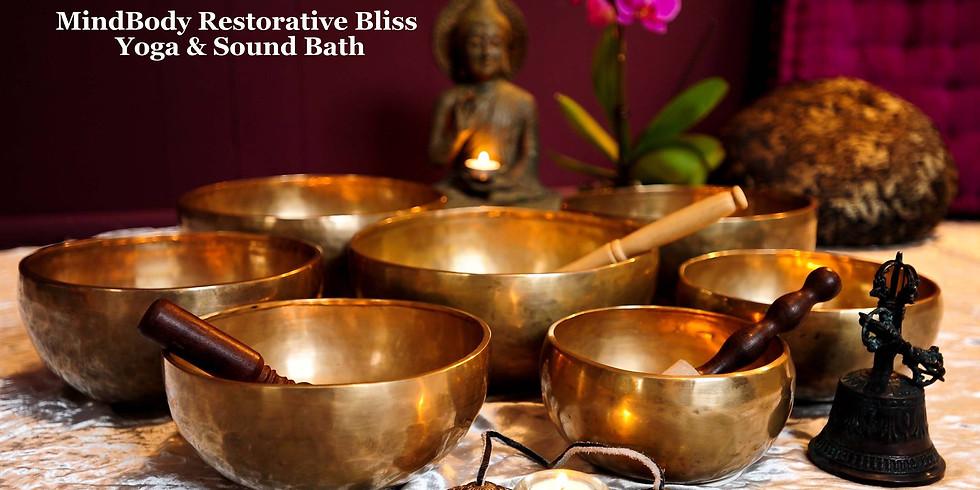 MindBody Bliss ~ Restorative Yoga & Sound Bath