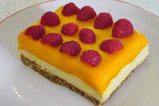 Raw Mango Cake