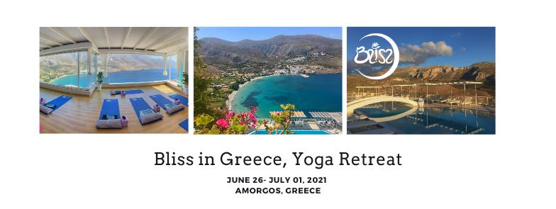 Week ReTREAT in Amorgos