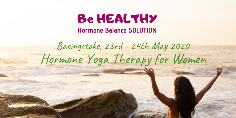 Hormone Yoga Therapy for Women with Eva