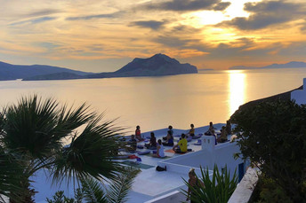 Yoga Retreat Greece