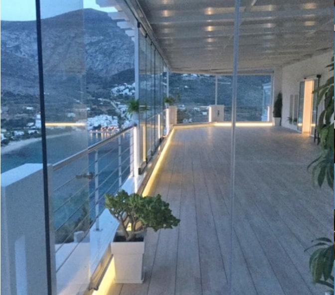 Yoga retreat Greece