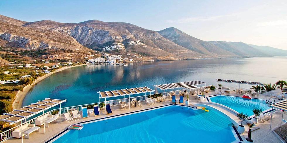 Bliss in Greece Yoga ReTREAT