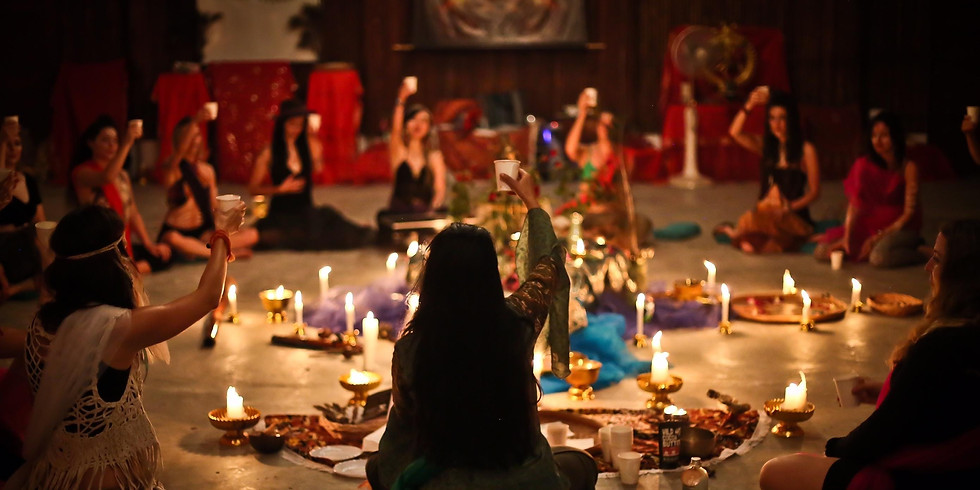 Women's Cacao Ceremony: Body Wisdom - Honouring the REAL You (1)