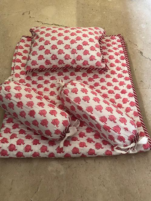 Chota Haathi infant bedding set