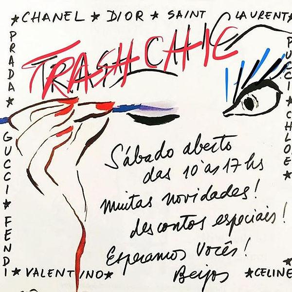 Descontos especiais sábados na loja Chanel Dior Valentino Prada