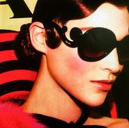Óculos PRADA Baroque. Modelo super exclu