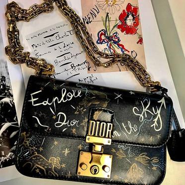 """Lançada na coleção """"Boho Parisian Elegan"""