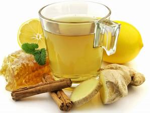 Lemon tea, ginger and honey: far beyond the flu and colds