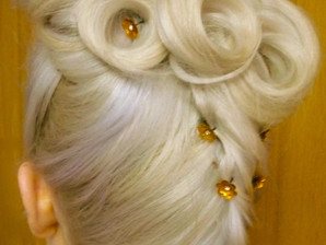 WEDDING HAIR Style: + 9 INSTAGRAM INSPIRATIONS FOR MOTHERS AND GUESTS
