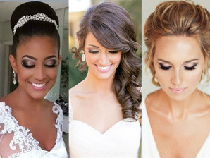 10 mistakes that the bride makes with the hairstyle