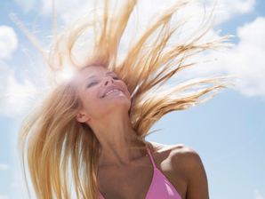 5 TIPS TO KEEP MOISTURIZED HAIR IN SUMMER!