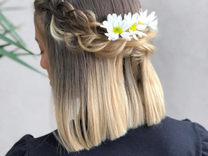 Medium Hairstyles: Charming Ideas and Tutorial