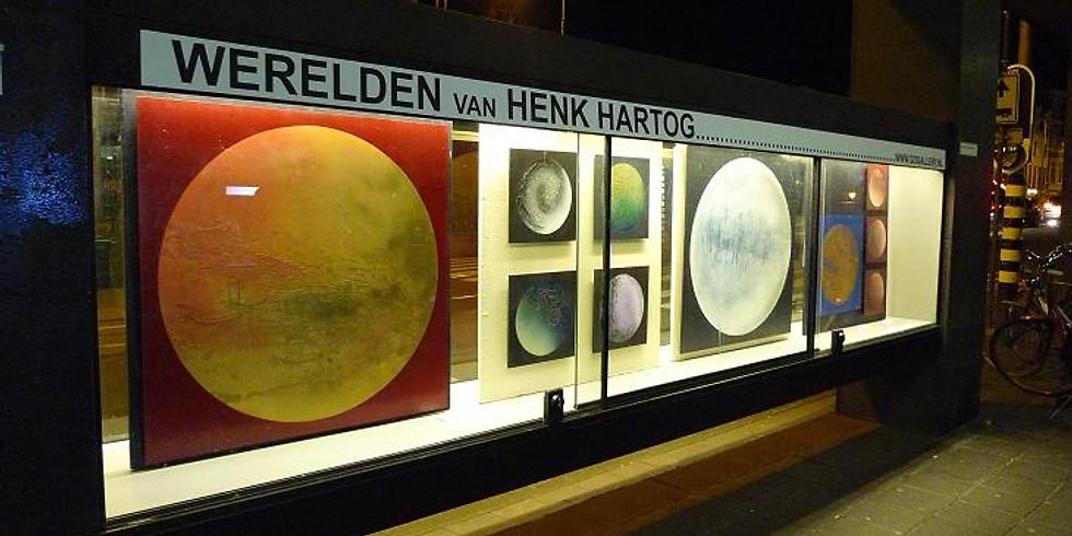 Henk Hartog - Expositie Werelden