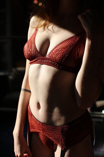 lingerie en dentelle fabriquée en France