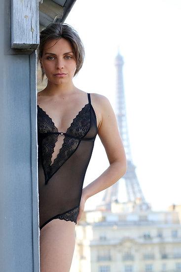 Body noir made in france