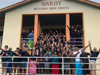 Advanced Student Leaders Course - Fiji 2019