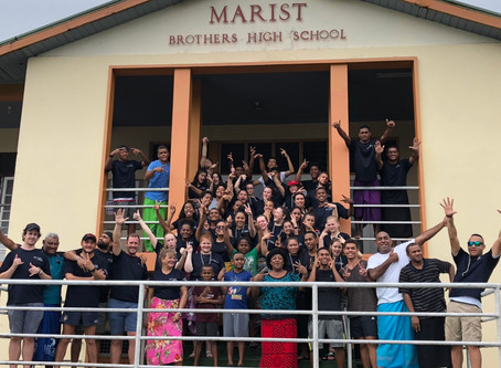 Advanced Student Leaders Course - Fiji 2019