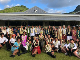 Cook Islands 2019 - Advanced Student Leaders Course