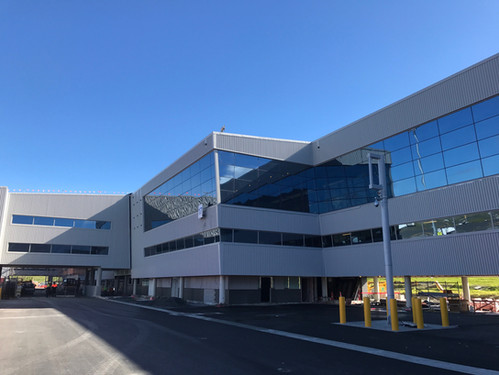 Auckland Airport Pier B Extension