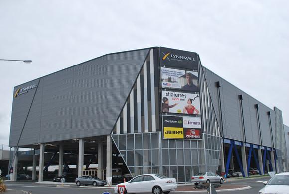 Lynn Mall Cinema & Brickworks