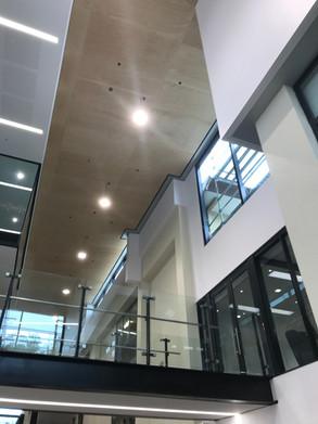 Kings School Centennial Project - Seismic Joints