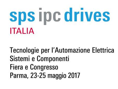 SPS Italia - La fiera dell'Automazione, Parma 23-25 Maggio 2017