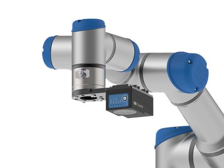 BAUMER - Serie XC/XF900 certificato per Universal Robot