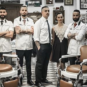 Barbers, stessa passione...