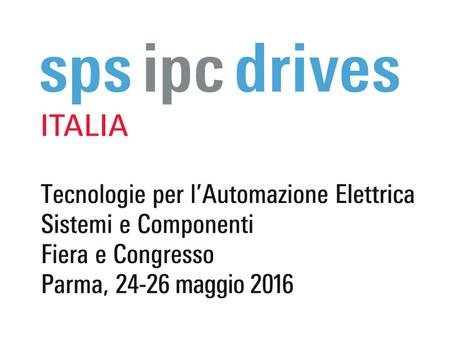 SPS Italia : La fiera dell'automazione a Parma, 24-26 Maggio 2016