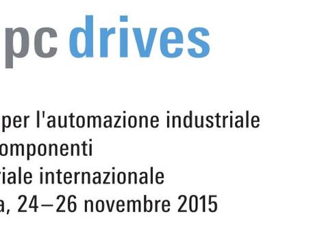SPS IPC Drives 2015, Nuremberg