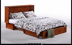 Clover Cabinet Bed