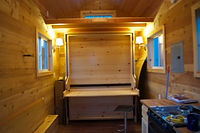 Hiddenbed - The Tiny Home Solution