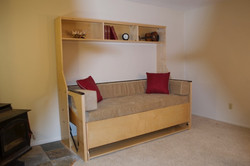 Ritzy Stubby with top shelf