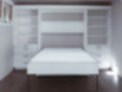 murphy bed - wall bed - queen murphy bed - murphy bed with desk